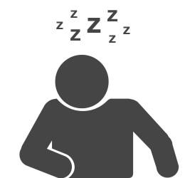 Carbon monoxide poisoning symptoms: tiredness